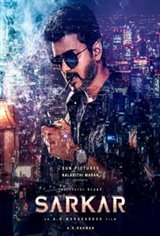 Sarkar (Tamil) Movie Poster