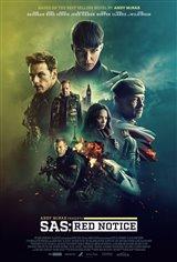 SAS: Red Notice Movie Poster Movie Poster
