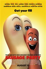 Sausage Party Movie Poster Movie Poster