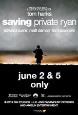 Saving Private Ryan Event Movie Poster