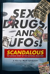 Scandalous: The Untold Story of the National Enquirer Affiche de film