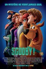 Scooby! Affiche de film