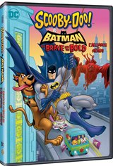 Scooby-Doo! & Batman: The Brave and the Bold Movie Poster Movie Poster