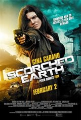 Scorched Earth Large Poster