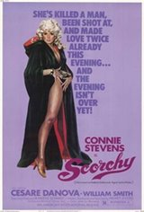 Scorchy Movie Poster