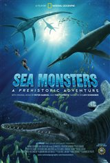 Sea Monsters 3D: A Prehistoric Adventure Movie Poster