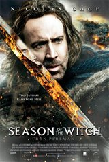 Season of the Witch Movie Poster