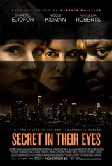 Secret in Their Eyes Movie Poster