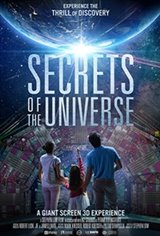 Secrets of the Universe Large Poster