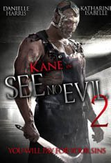See No Evil 2 Movie Poster Movie Poster