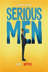 Serious Men (Netflix) Movie Poster