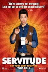Servitude Movie Poster