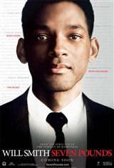 Seven Pounds Movie Poster Movie Poster