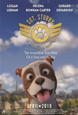 Sgt. Stubby: An Unlikely Hero Movie Poster Movie Poster