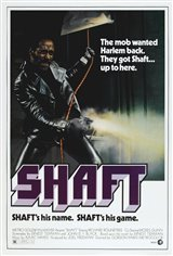 Shaft (1971) Movie Poster