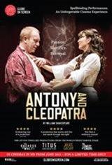 Shakespeare's Globe on Screen: Antony & Cleopatra Movie Poster