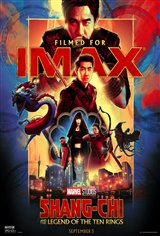 Shang-Chi and the Legend of the Ten Rings: The IMAX Experience Movie Poster