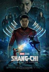 Shang-Chi et la légende des dix anneaux Movie Poster
