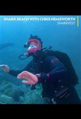 Shark Beach with Chris Hemsworth Movie Poster