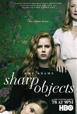 Sharp Objects (HBO) Movie Poster Movie Poster