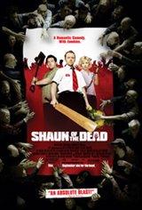 Shaun et les zombies Affiche de film