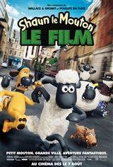 Shaun le mouton : Le film Affiche de film