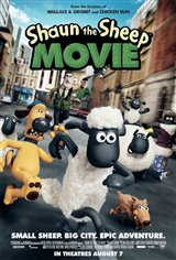 Shaun the Sheep Movie Movie Poster Movie Poster