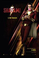Shazam! (v.f.) Affiche de film