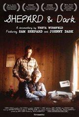 Shepard & Dark Large Poster