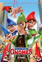 Sherlock Gnomes (v.f.) Movie Poster