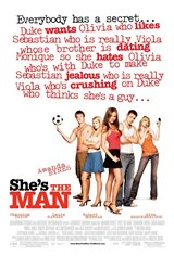 She's the Man Movie Poster Movie Poster