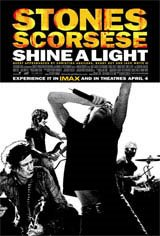 Shine a Light: The IMAX Experience Movie Poster
