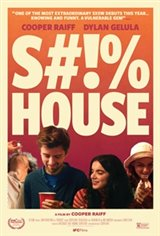Shithouse Large Poster