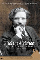 Sholem Aleichem: Laughing in the Darkness Movie Poster