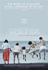 Shoplifters Movie Poster Movie Poster