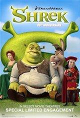 Shrek 20th Anniversary Large Poster