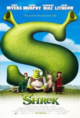 Shrek Movie Poster Movie Poster