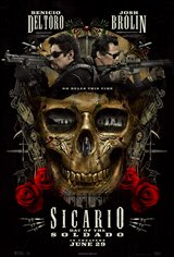 Sicario: Day of the Soldado Affiche de film