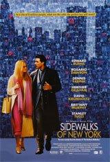 Sidewalks of New York Movie Poster