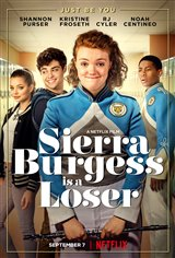 Sierra Burgess is a Loser (Netflix) Movie Poster