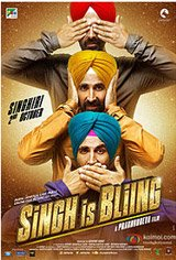 Singh is Bling Movie Poster