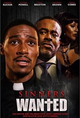 Sinners Wanted Large Poster