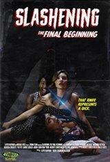 Slashening: The Final Beginning Large Poster