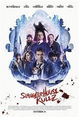 Slaughterhouse Rulez Large Poster