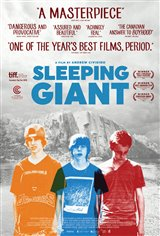 Sleeping Giant (v.o.a.) Affiche de film