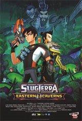 Slugterra: Eastern Caverns Movie Poster
