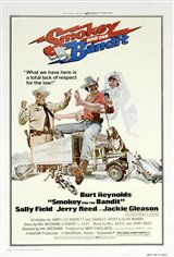 Smokey and the Bandit Movie Poster Movie Poster