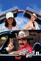 Smokey and the Bandit II Movie Poster
