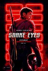 Snake Eyes Affiche de film