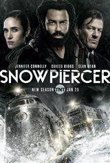Snowpiercer (Netflix/TNT) Movie Poster